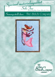 Materiaalpakket Petite Mermaid Collection - Solo Tua - The Stitch Company