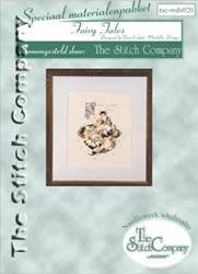 Materiaalpakket Fairy Tales - The Stitch Company
