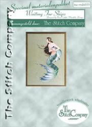 Materialkit Waiting for Ships - The Stitch Company