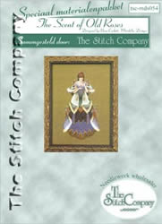 Materialkit The Scent of Old Roses - The Stitch Company