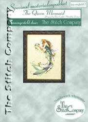 Materialkit The Queen Mermaid - The Stitch Company