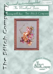 Materialkit The Woodland Fairie - The Stitch Company