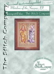 Materialkit Maidens of the Seasons II - The Stitch Company