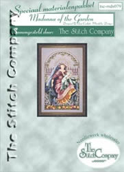 Materialkit Madonna of the Garden - The Stitch Company