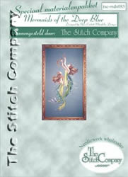 Materialkit Mermaids of the Deep Blue - The Stitch Company