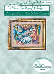 Materialkit Athena, Goddess of Wisdom - The Stitch Company