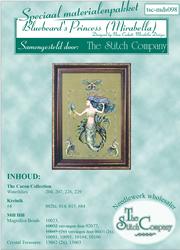 Materialkit Bluebeard's Princess (Mirabella) - The Stitch Company