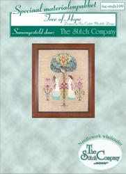Materiaalpakket Tree of Hope - The Stitch Company