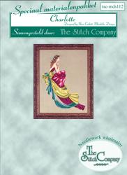 Materiaalpakket Charlotte - The Stitch Company