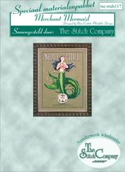 Materiaalpakket Merchant Mermaid - The Stitch Company