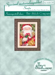 Materialkit Santa - The Stitch Company