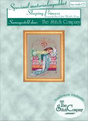 Materiaalpakket Sleeping Princess - The Stitch Company