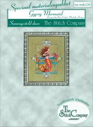 Materiaalpakket Gypsy Mermaid - The Stitch Company