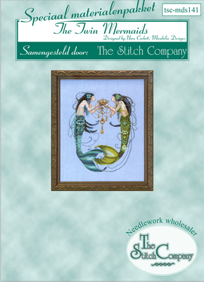 Materialkit The Twin Mermaids - The Stitch Company