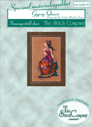 Materialkit The Gypsy Queen - The Stitch Company