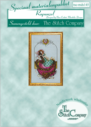 Materiaalpakket Rapunzel - The Stitch Company