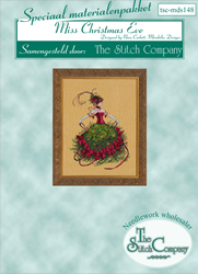 Materiaalpakket Miss Christmas Eve - The Stitch Company