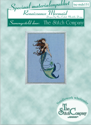 Renaissance Mermaid - The Stitch Company