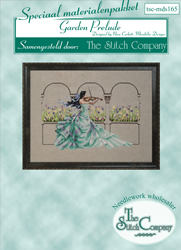 Materialkit Garden Prelude - The Stitch Company