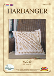Hardangerpatroon Melody - The Stitch Company