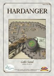 Hardangerpatroon Goby Sand - The Stitch Company