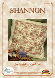 Hardangerpatroon Shannon - The Stitch Company