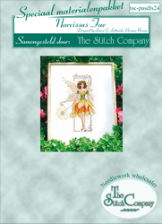 Materialkit Narcissus Fae - The Stitch Company