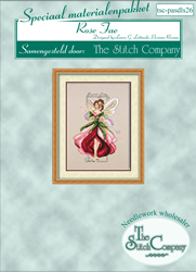 Materialkit Rose Fae - The Stitch Company