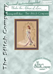 Materialkit Under the Arbour of Love - The Stitch Company