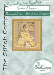 Materialkit Garden Elegance - The Stitch Company