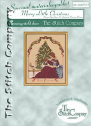 Materialkit Merry Little Christmas - The Stitch Company