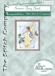 Materialkit Summer Fairy Spirit - The Stitch Company