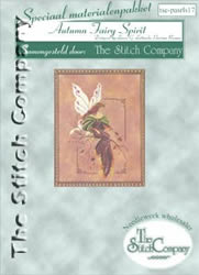Materialkit Autumn Fairy Spirit - The Stitch Company