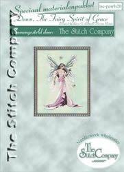 Materialkit Dawn, The Fairy Spirit of Grace - The Stitch Company