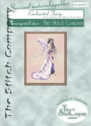 Materialkit Enchanted Fairy - The Stitch Company
