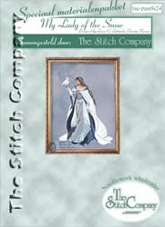 Materialkit My Lady of the Snow - The Stitch Company