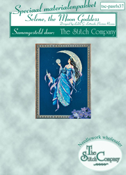 Materialkit Selene, The Moon Goddess - The Stitch Company