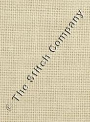 Fabric Linen 30 count - Tea - The Stitch Company