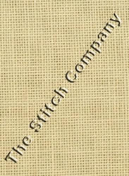 Fabric Linen 30 count - Old Sand - The Stitch Company