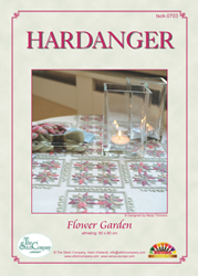 Hardangerpakket Flower Garden - The Stitch Company