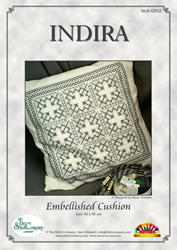 Hardanger Kit Indira - The Stitch Company
