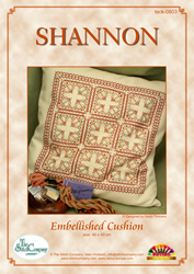 Hardanger Kit Shannon - The Stitch Company