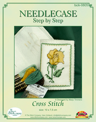 Hardangerpakket Needlecase Cross Stitch - The Stitch Company