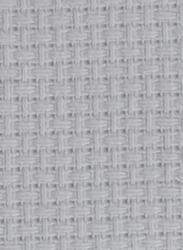 Borduurstof Aida 8 count - White - Übelhör