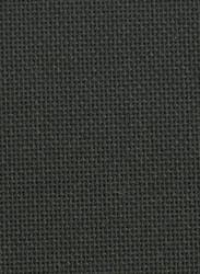 Fabric Evenweave 28 count - Black 180 cm - Übelhör