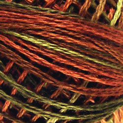 Ball 3-ply Copper Leaf - Valdani