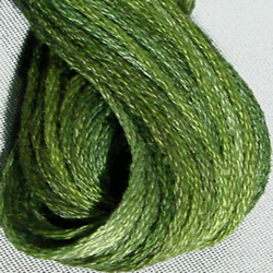 Skein 6-ply Withered Green - Valdani
