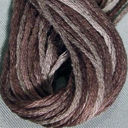 Skein 6-ply Melancholic Purple - Valdani