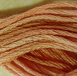 Skein 6-ply Faded Marygold - Valdani