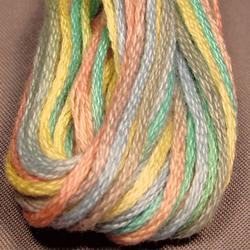 Skein 6-ply Baby Soft Pastel - Valdani